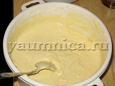 Бисквитное тесто рецепт