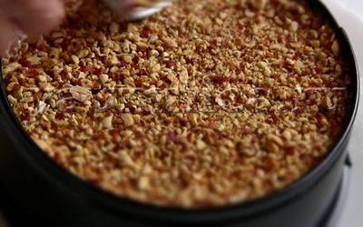 салат с орехами рецепт