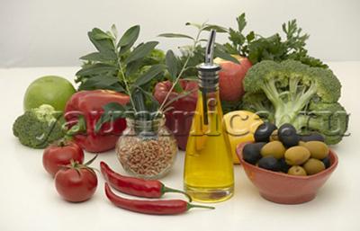 Салат ароматы Крита рецепт