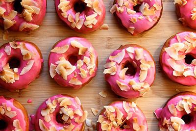 пончики с глазурью рецепт