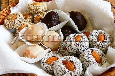 натуральные десерты рецепты