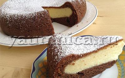 пирог в мультиварке рецепт