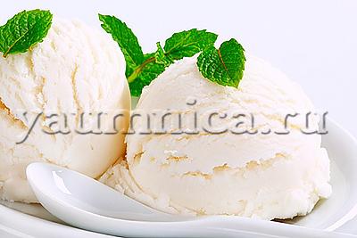 Лимонное мороженое рецепт