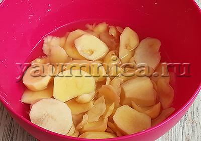 картофельное тесто рецепт