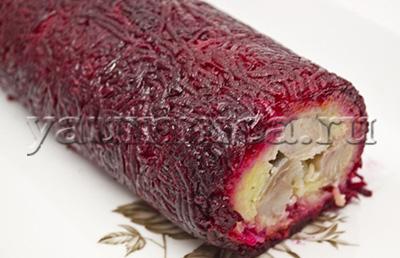 очень вкусная сельдь под шубой рецепт