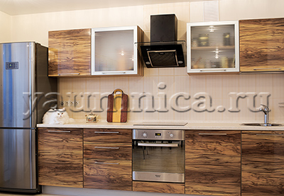 выбираем кухонный фасад