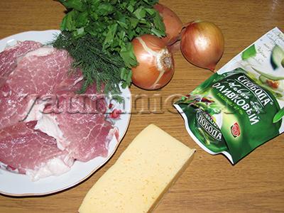 как приготовить мясо по французски