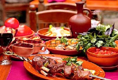 кавказская кухня рецепты