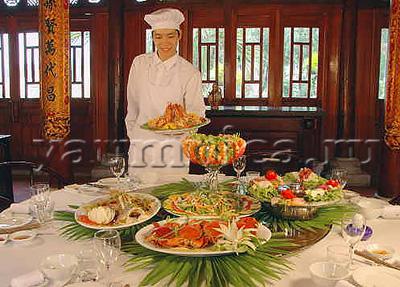 блюда Вьетнама рецепты