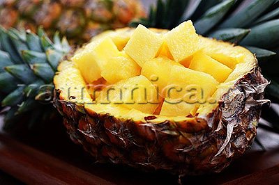 ананас рецепты