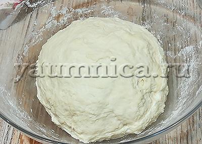тесто для лепешек на сковороде