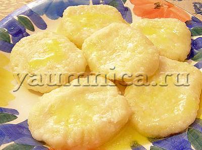 вареные сырники рецепт