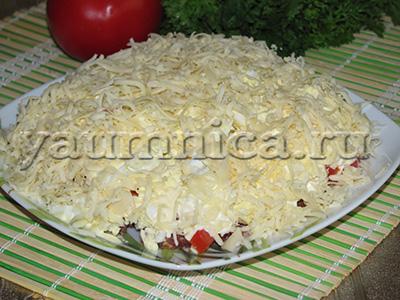 салат сыр