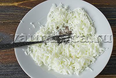 мимоза салат классический рецепт с фото