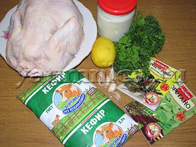 курица в духовке рецепты с фото