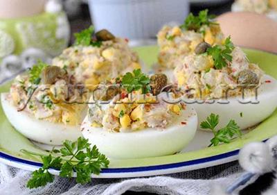 закуски на праздничный стол рецепты