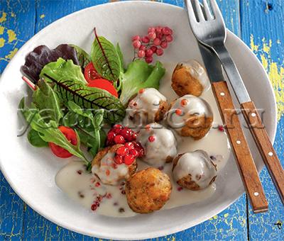 мясные фрикадельки рецепт