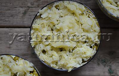 салат с картофелем рецепт