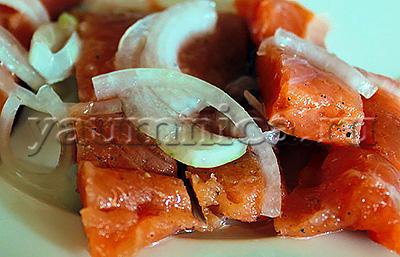 рыбная закуска рецепты