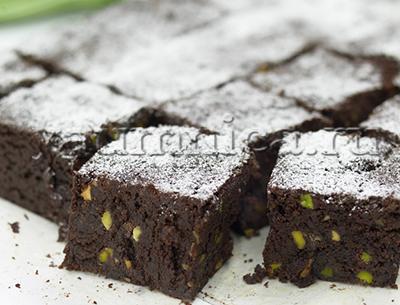 пудинг шоколадный рецепт