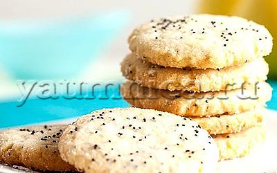 маковое печенье рецепт