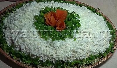 салат с мясом рецепты