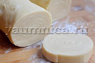 тесто для самсы