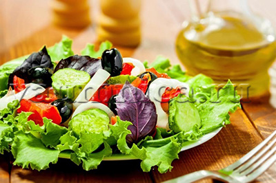 диетические салаты рецепты