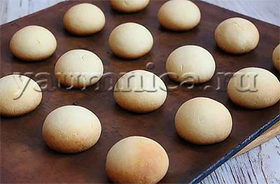 рецепт вкусного домашнего печенья