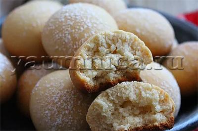 вкусное печенье в домашних условиях