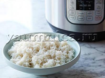 варим рис в мультиварке