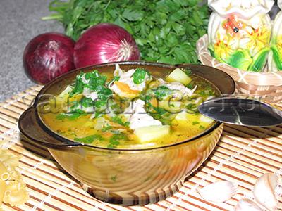 суп из куриных сердечек рецепт