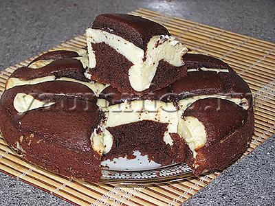 рецепт пирога с творогом