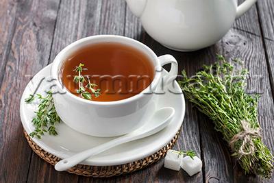 чай с чабрецом рецепты