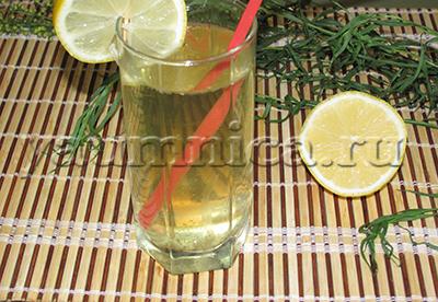 напиток тархун рецепт