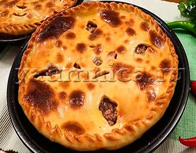 осетинские пироги рецепты