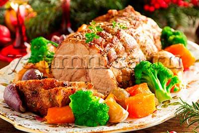 мясные блюда рецепт