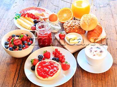 завтрак рецепты