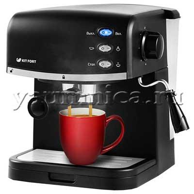 кофеварка виды