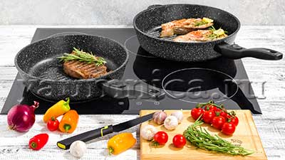 выбор сковороды