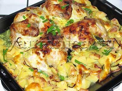 курица рецепты