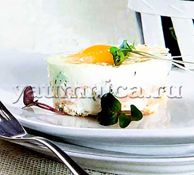 закуска из яиц рецепты