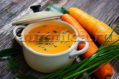 тыквенный суп рецепты