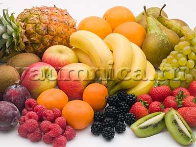фрукты польза и вред