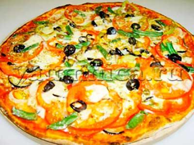 пицца рецепты