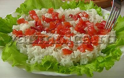 рецепт вкусного салата с красной рыбой