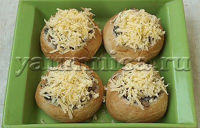 жульен с грибами рецепт с фото