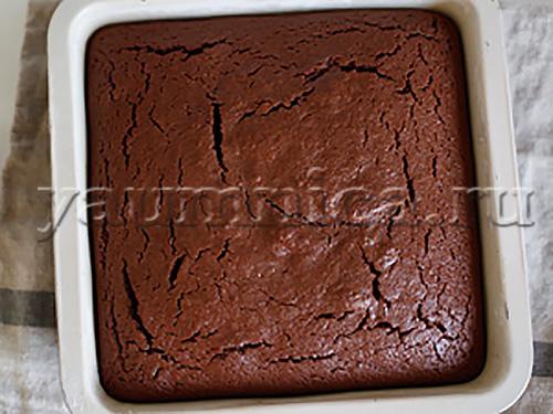рецепт брауни пошаговый с фото