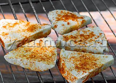 Сыр на решетке рецепт