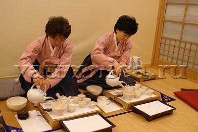 варианты заваривания чая